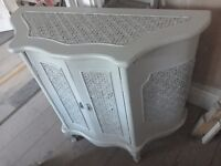 Lovely old shabby chic cabinet