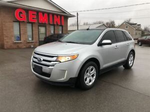 2012 Ford Edge SEL Leather Camera Bluetooth