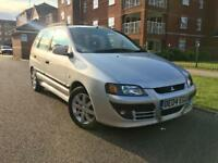 2004/04 MITSUBISHI SPACE STAR 1.9 S DI-D ** 1 OWNER FROM NEW + DIESEL FAMILY CAR ** £ 795