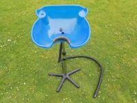 Hairdressers Portable Wash Basin