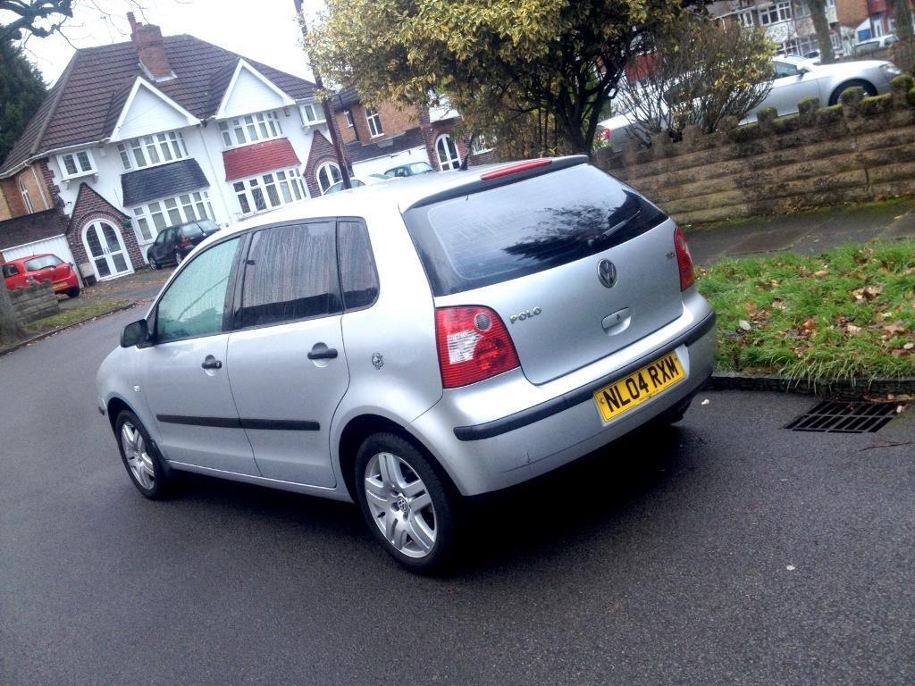 volkswagen polo 2004 tdi diesel 1 4 cheap on insurance in hall green west midlands gumtree. Black Bedroom Furniture Sets. Home Design Ideas