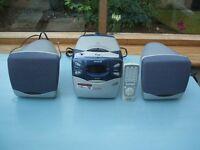 Aiwa XR-M313 CD Radio Stereo System
