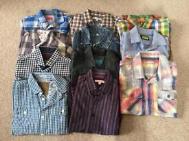Boys shirts bundle - age 7