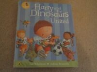 Harry & The Dinosaurs - BRAND NEW SET OF 10 BOOKS - UNWANTED GIFT