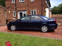 Toyota Avensis 2006 exellant condition well looked after.