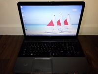 VERY FAST TOSHIBA CORE i5 LAPTOP,HIGH SPEED HDD,HDMI,17.3 HD+ LED,USB 3.0,CAMERA,DVDRW,MS OFFICE