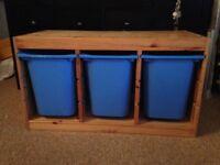 Ikea toy box / storage