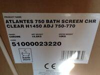 NEW SHOWER SCREEN STILL IN BOX