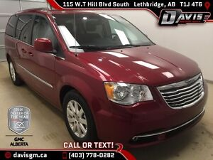 Used 2015 Chrysler Town  Country Touring-7 Passenger,DVD