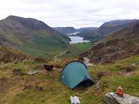 Wild country zephyros 2 by terra Nova 2 man tent