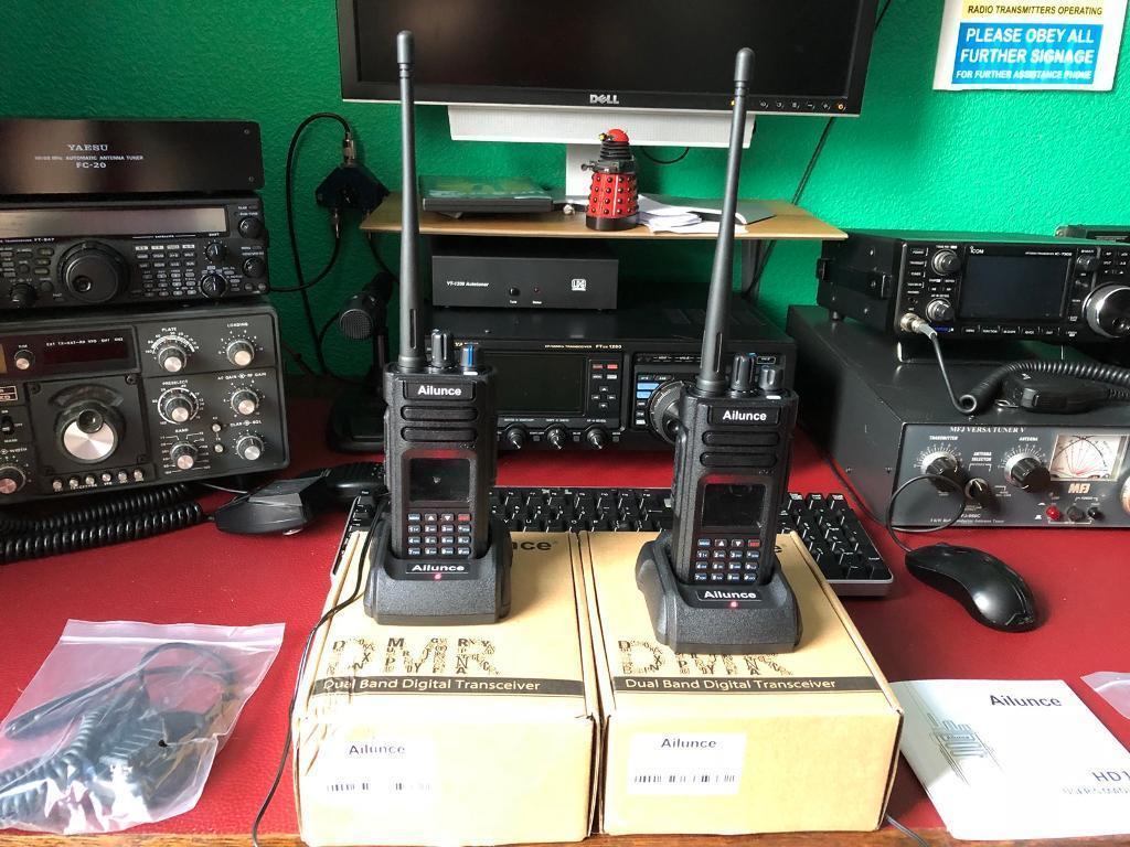 Swap AILUNCE HD1 for HYTERA UHF | in Linlithgow, West Lothian | Gumtree