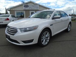 2013 Ford Taurus SEL, Leather, Nav, Sunroof