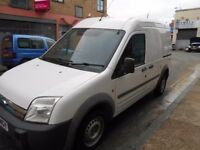 2007 FORD TRANSIT CONNECT 18TDCI L90 T230 HIGH ROOF PANEL VAN YEAR MOT ELECTRIC PACK VGC