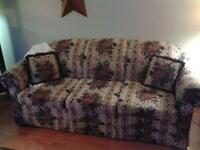 NEW PRICE $ 150. COUCH and matching LOVE SEAT