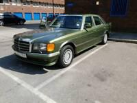 Mercedes w126 280se zenders