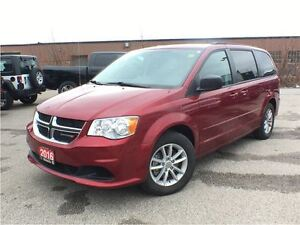 2016 Dodge Grand Caravan SXT**DVD**BACK UP CAMERA**BLUETOOTH**FU