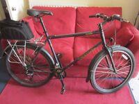 Kona bike with cargo space