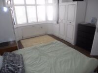 Large Double Bedroom<>Family House<>Ground Floor<>Kitchen<>Bathroom & Garden Access<>Available Now