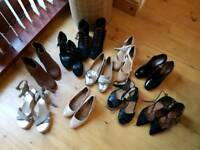 Bulk lot of women's shoes size 6-7