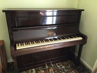 Upright piano for sale - £100 - collection only!!