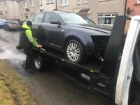 Audi A6 2.0 Tdi Complete car *** Breaking for parts***