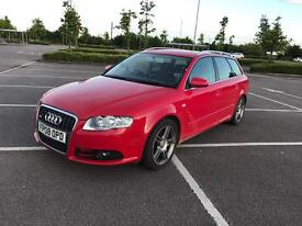 2008 AUDI A4 AVANT S-LINE TDI 170 REMAPPED TO 220BHP