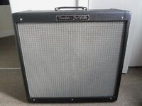 NEW FENDER 4X10 HOT ROD DEVILLE BOUGHT NEW AND STORED