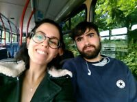 Couple looking to rent a flat