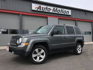 2012 Jeep Patriot LIMITED 4WD 2.4L LOADED w/NAV