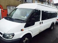 Minibus service / hire - upto 16 passengers - cheapest in London beating any genuine quote