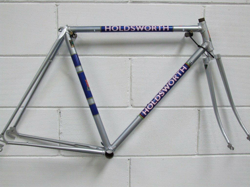 Vintage Bicycle Lightweight Racing Frames - Holdsworth, Claud Butler ...