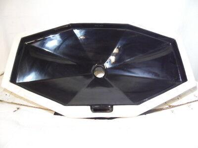 Kallista Jeton P72044-WO-7 Bill Sofield Under mount Basin Bathroom Sink Black  for sale  Broomall