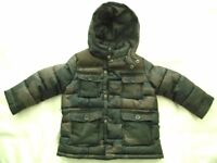 BOYS ZARA COAT AGE 3-4 YRS