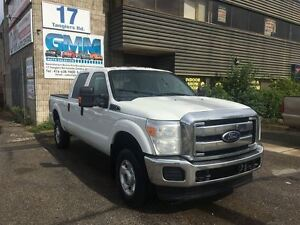 2011 Ford F-250 XLT Crew Cab Short Box 4X4 Gas