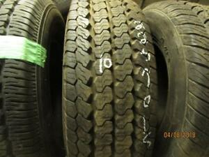 225/70R15 SINGLE ONLY NEW CONTINENTAL A/S TIRE