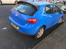 2010 SEAT Ibiza 1.4 TDi ECOmotive £0 TAX low insurance