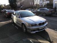2003 BMW 3 series 318i M Sport 2.0L Manual Coupe CI E46 HEATED SEATS, LEATHER INTERIOR, AUX