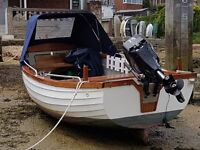 Traditional Selsey GRP simulated clinker - 16ft