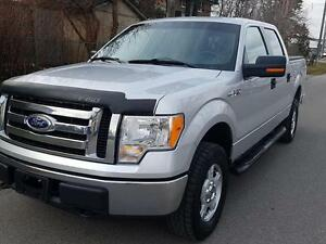 2011 Ford F150 4 doors XLT V8 5.0LT 4X4 LOADED &CERTEFIED  $1697