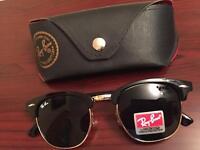 RayBan's sunglasses