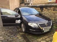 Vw Passat tdi high line Dsg auto 08 Rossendale hackney taxi 12 months test ready to go