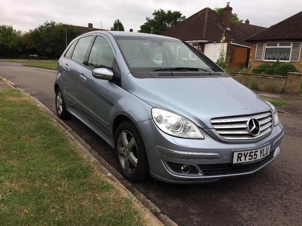 2006 mercedes b180 cdi automatic diesel mot may 18 90k. Black Bedroom Furniture Sets. Home Design Ideas