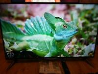"Panasonic 48"" 4k smart tv"