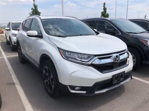 2017 Honda CR-V Touring|LEATHER|NAVIGATION|BACKUP|CLEANCARPROOF