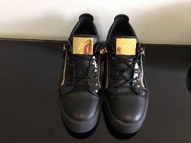 Genuine Mens Giuseppe Zanotti Franky sneakers