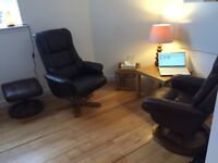 Therapy room to rent in Finnieston