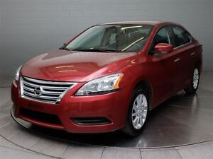 2015 Nissan Sentra SV A\C MAGS
