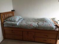 Verona Design Captains Single Bed