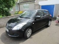 Suzuki Swift 1.2 SZ2 5d 61 reg. Only 40k miles, in good condition. 12 months MOT.