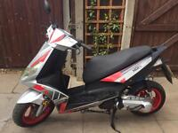 Generic 50cc scooter